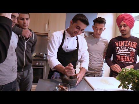 Kochen durch die Welt